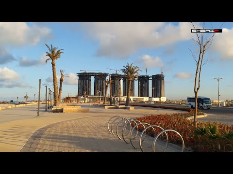 العلمين الجديدة 2020  New Alamein City Egypt