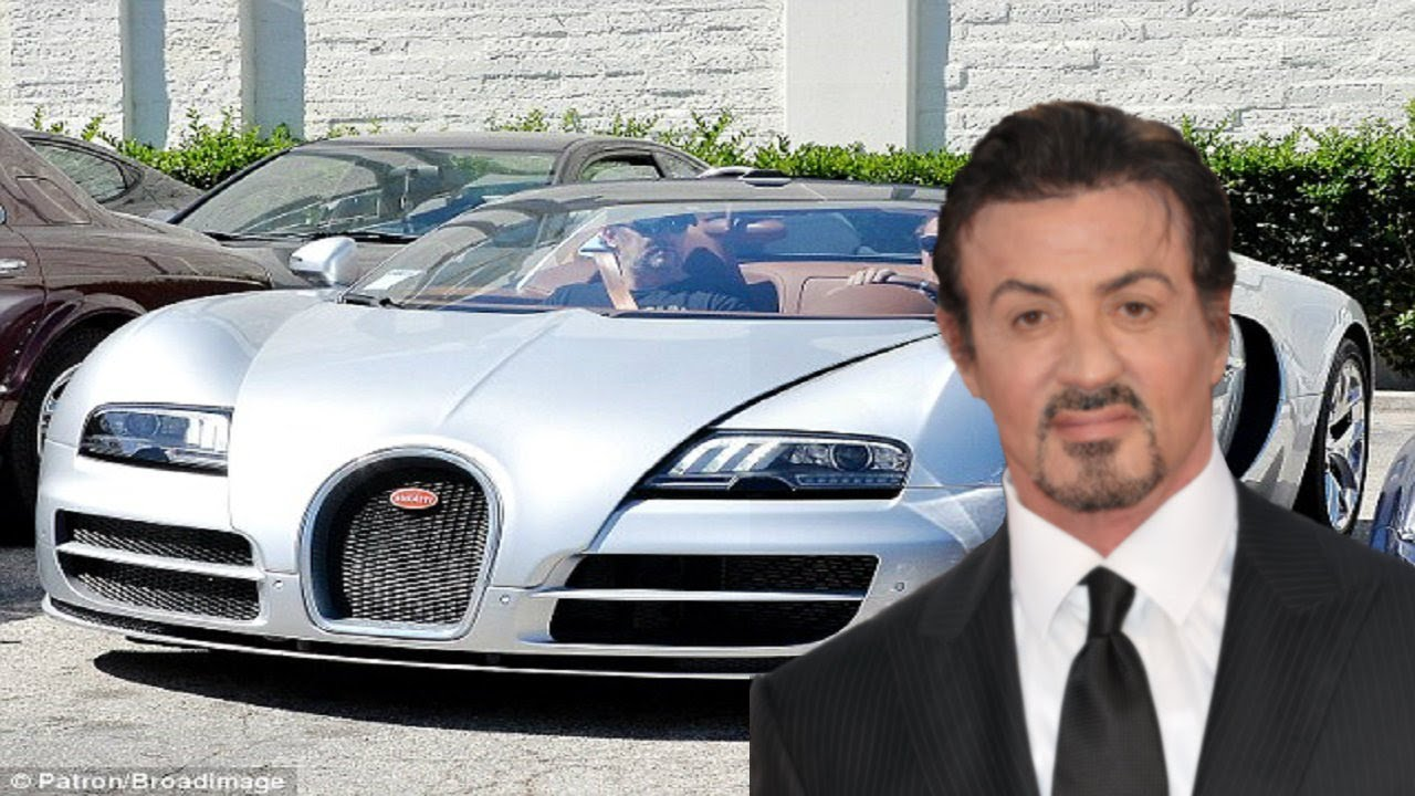 Sylvester Stallone Cars 2017 Sylvester Stallone Car Collection