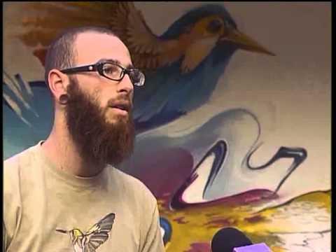 Street Art Academy - Niki - 22.10.2012