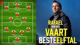 Van der Vaart   BESTE ELFTAL   'Cristiano Ronaldo, Die Spoort Niet!' (ENGLISH SUBTITLES!)