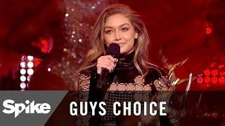 Our New Girlfriend Gigi Hadid - Guys Choice 2016