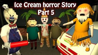 Ice Cream Horror Story Part 5 | Apk Android Games | Short Horror Stories In Hindi | Make Joke Horror