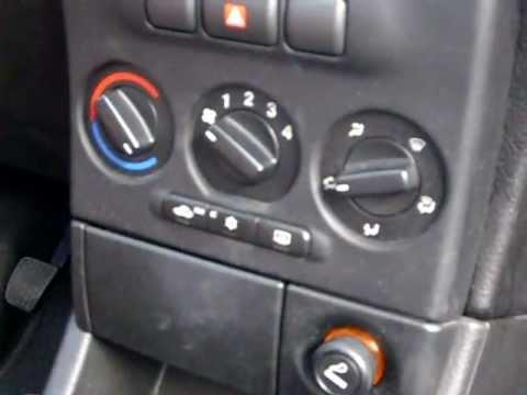 Como Cambiar Bombilla Fundida En Consola Central Opel Zafira Y Opel