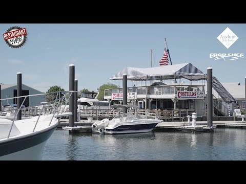 Restaurant Road Trip: Summer Seafood At Costello's Clam Shack