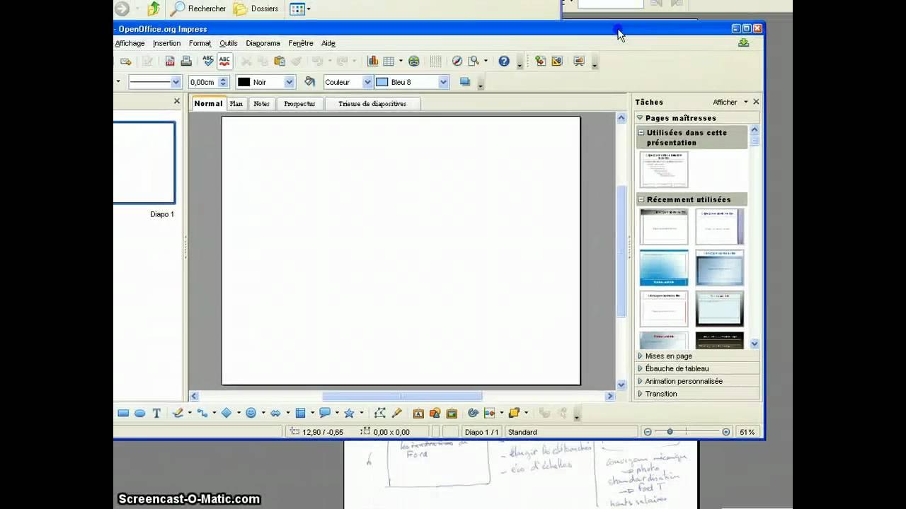 Comment r aliser un diaporama youtube - Telechargement de office word 2007 gratuit ...