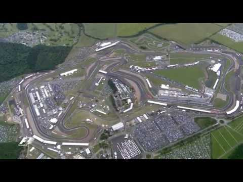 Silverstone: The View From The Sky