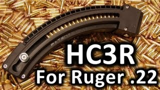 Review: HC3R Magazine for RUGER 10/22  ( High Capacity Rapid Reload Mag )