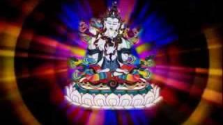 Vajrasattva 100 Syllable Mantra - Tibetan