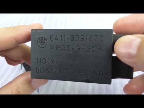 REPARAR Sensor AUC BMW