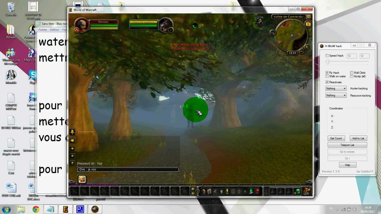 cheat wow 4.0.6