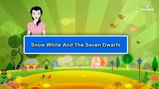 Snow White and The Seven Dwarfs | Animated English Fairy Tale Story For Kids | Periwinkle