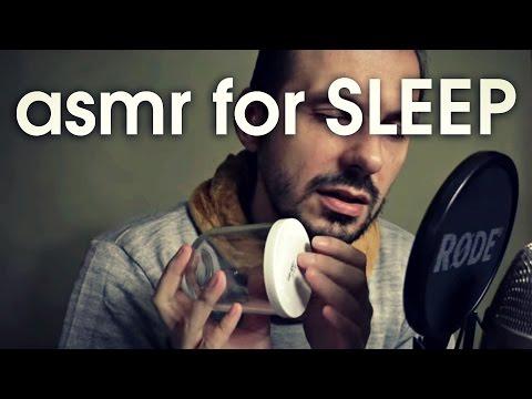 Lucky Man Goes to Sleep (ASMR)(AGS)