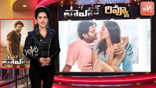 Saaho Movie Telugu Review & Rating | Saaho Movie Public Talk | Prabhas | Shraddha Kapoor | YOYO TV