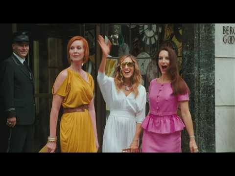 Sex and the City 2 Trailer Full HD