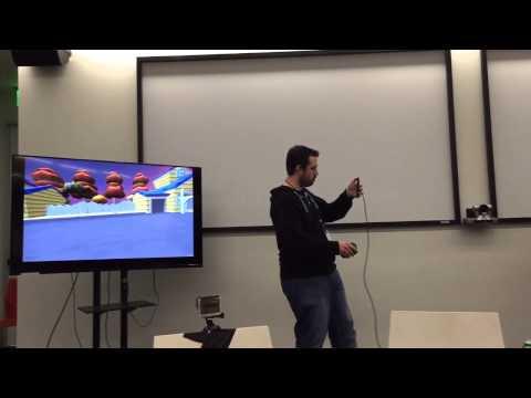 Project Tango Hackathon at Google