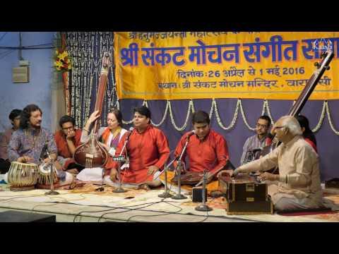 Sri Ritesh And Rajnish Mishra | Raga Basant Mukhari Part I