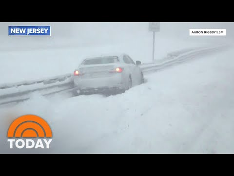 Massive Winter Storm Moves Into New England After Slamming Northeast | TODAY