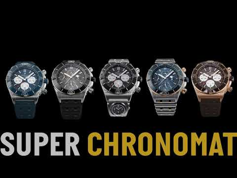 Breitling Super Chronomat Nueva Colección