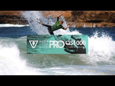 Vissla Central Coast Pro pres. by Slimes