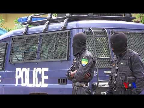 Des dizaines d'arrestations après une attaque contre deux Danois au Gabon (vidéo)