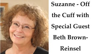 Gambar cover Suzanne - Off the Cuff with Special Guest Beth Brown-Reinsel