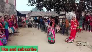 Patli kamar lambe Baal Hindi song arkestra dance