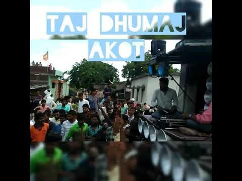Taj Dhumal, Akot .. Ganpati viserjan at Ambada
