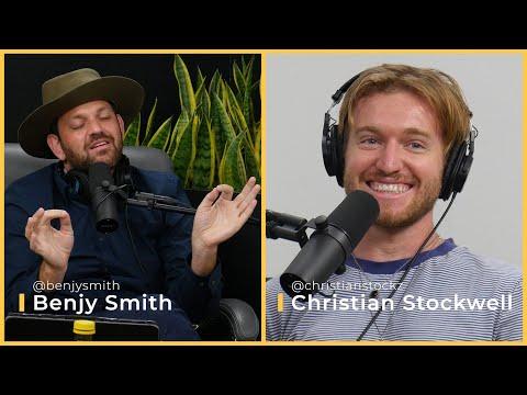 Ep:41 Christian Stockwell — How to Mix Business and Spirituality Like a Savant