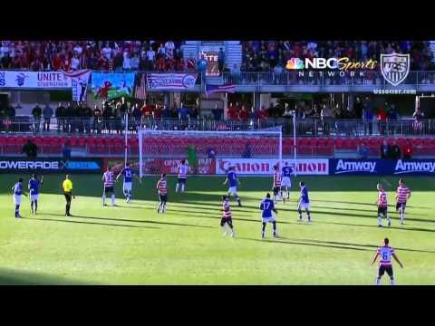 MNT vs. Canada: Highlights  June 3, 2012