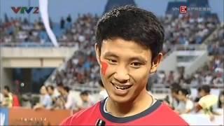 Vũ Xuân Tiến - the running man - Arsenal in Vietnam
