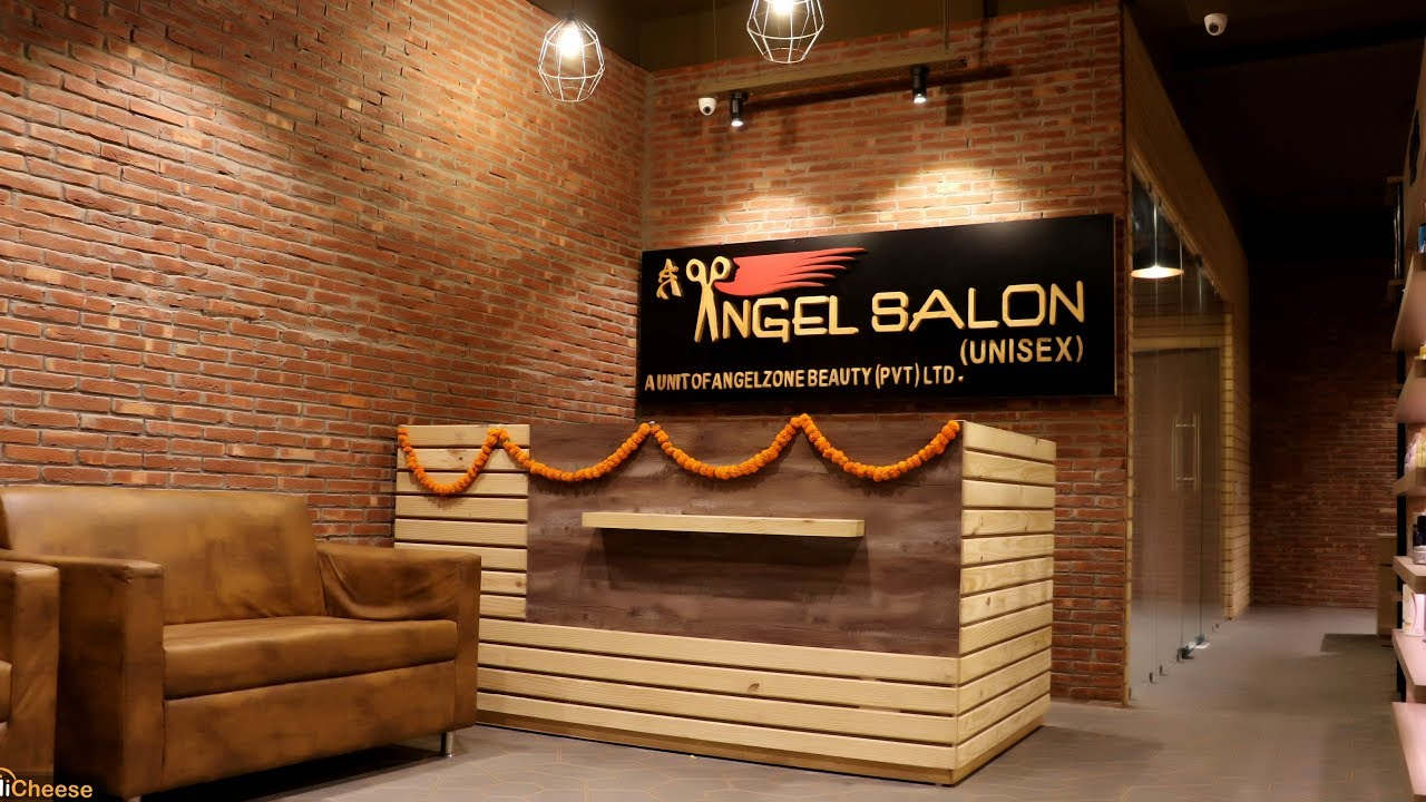 Beauty Salon & Spa Interior Design - ANGEL - Moradabad, UP, India ...