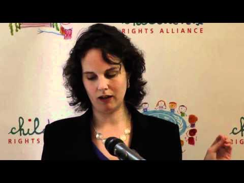 Professor Aoife Nolan. Children's Rights Alliance AGM 2012