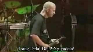 Johnny Clegg Savuka Dela SUBTITLED LYRICS