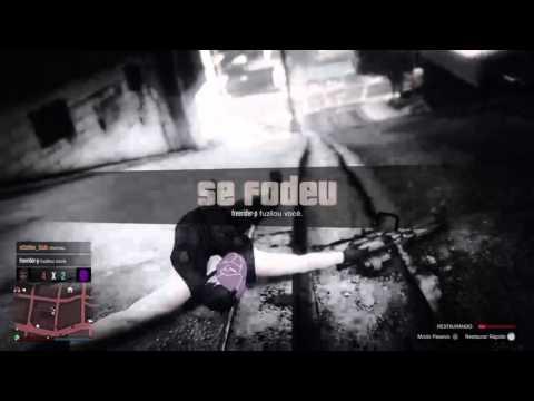 Live GTA 5 matança em Los Santos !!!
