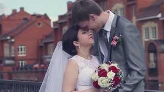 Свадебный клип Евгения и Лилии / 25.04.2015