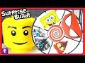 Spin the Wheel for Surprise Play-Doh Build #2 with HobbyKidsTV