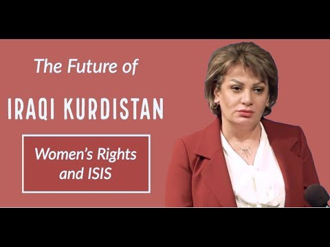 Sarwah Abdulwahed Qadir: Iraqi Kurdistan's Future, the Referendum and Women's Rights