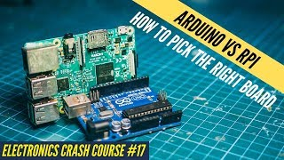 Arduino vs Raspberry Pi: How to pick the right device for your project