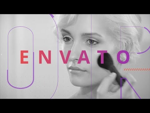 Fashion - After Effects template - 동영상