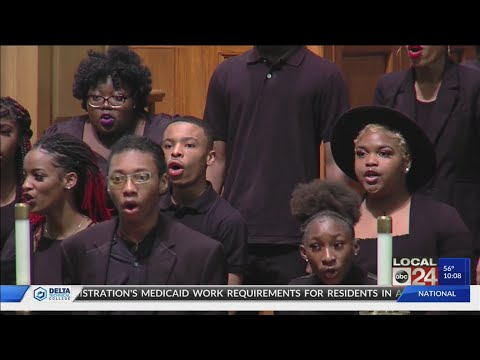 Concert By Soulsville Charter School, Stax Music Academy, And LeMoyne-Owen College