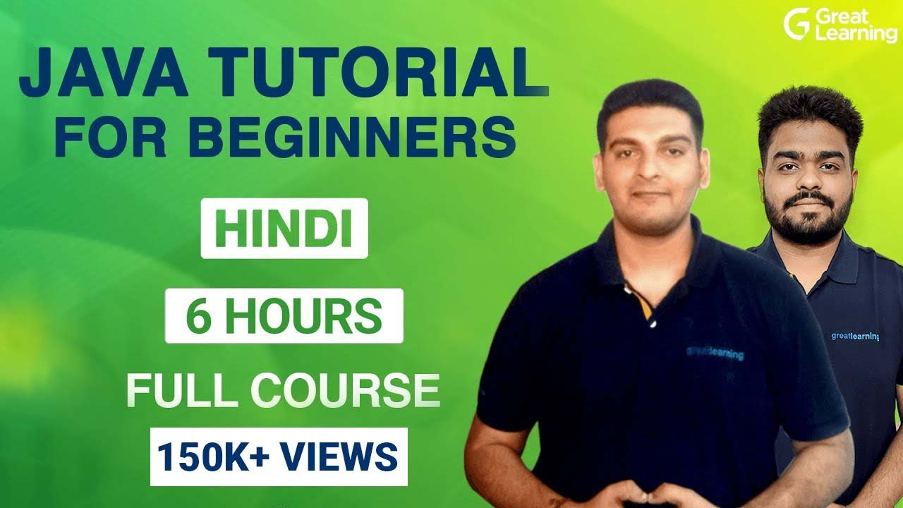 Master Java in 6 Hours in Hindi