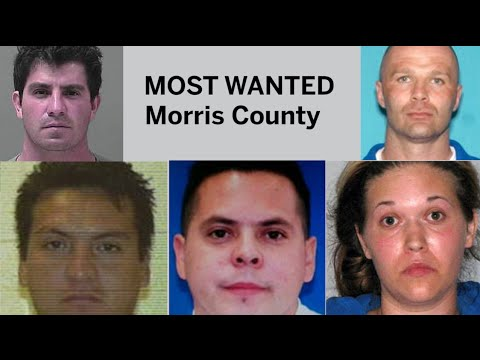 Most wanted in Morris County