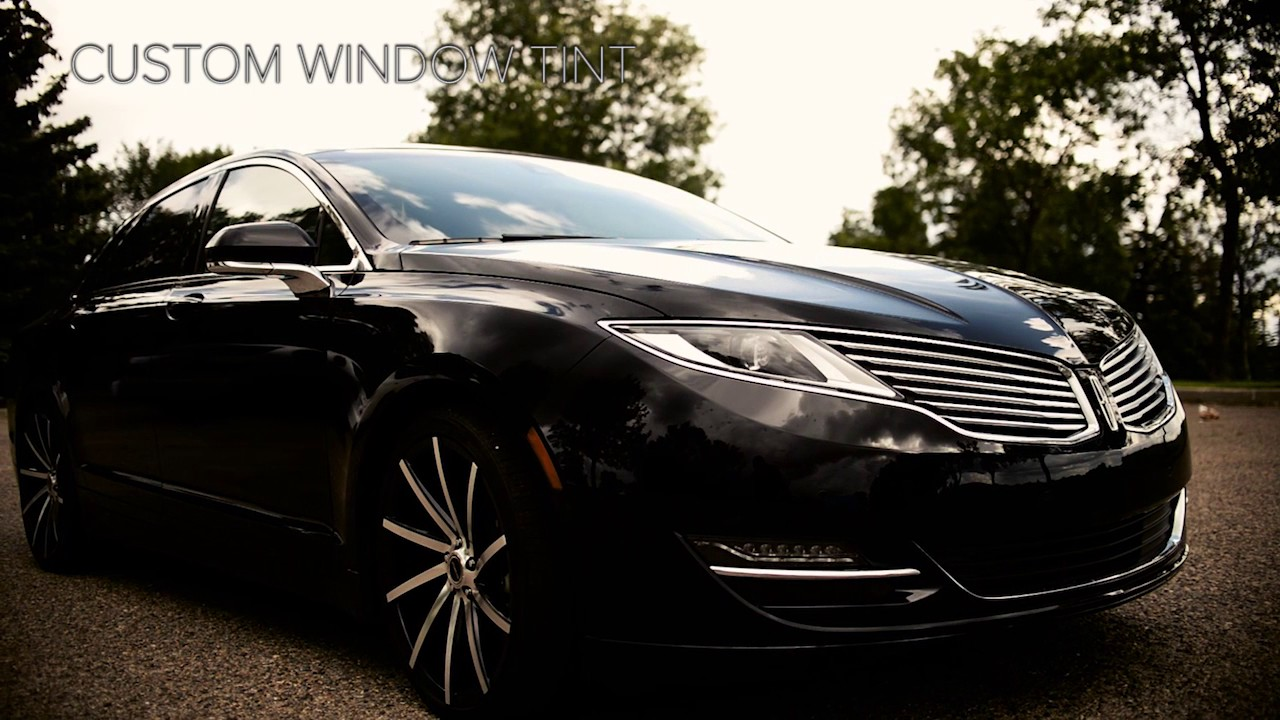 Lincoln Black Label >> Capital Concepts - Custom Lincoln MKZ - YouTube
