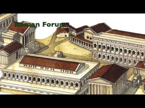 Travel to Ancient Rome