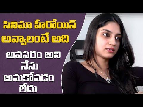 Mudda mandharam fame SANDRA Interview    Part-1    Hangout with Naveena