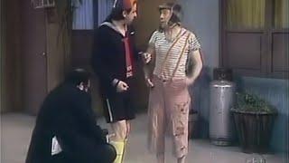 Chaves - Napoleão Bonaparte/ O Calo do Sr. Barriga (Episódio Semelhante Inédito)