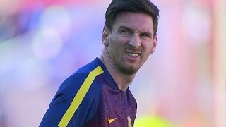 Lionel Messi vs Atletico Madrid (Away) 14-15 HD 720p (17/05/2015) - English Commentary