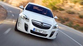 Opel Insignia OPC 2009 седан