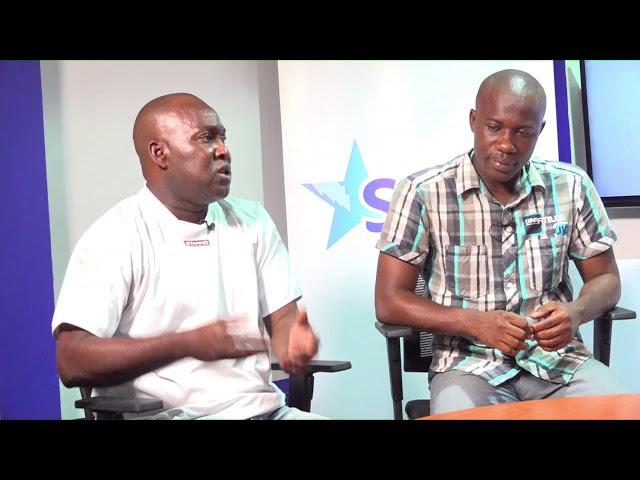 Solomon King Kanform Still Wating For National Team Called Up