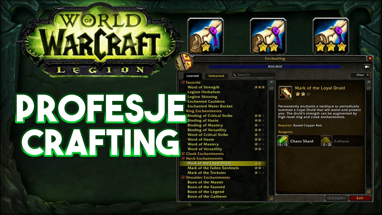 how to get your professions back on wow legion